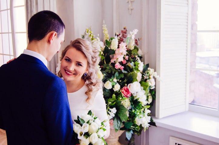 Макияж на свадьбу для невесты