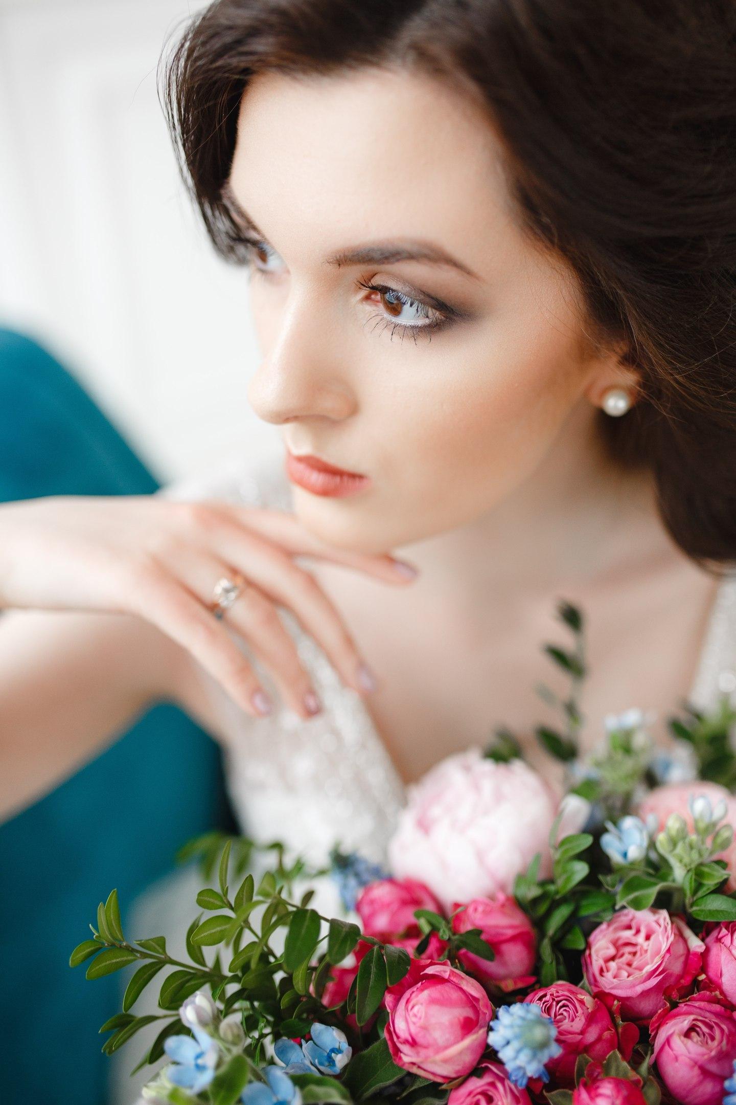 свадебный визажист на дом