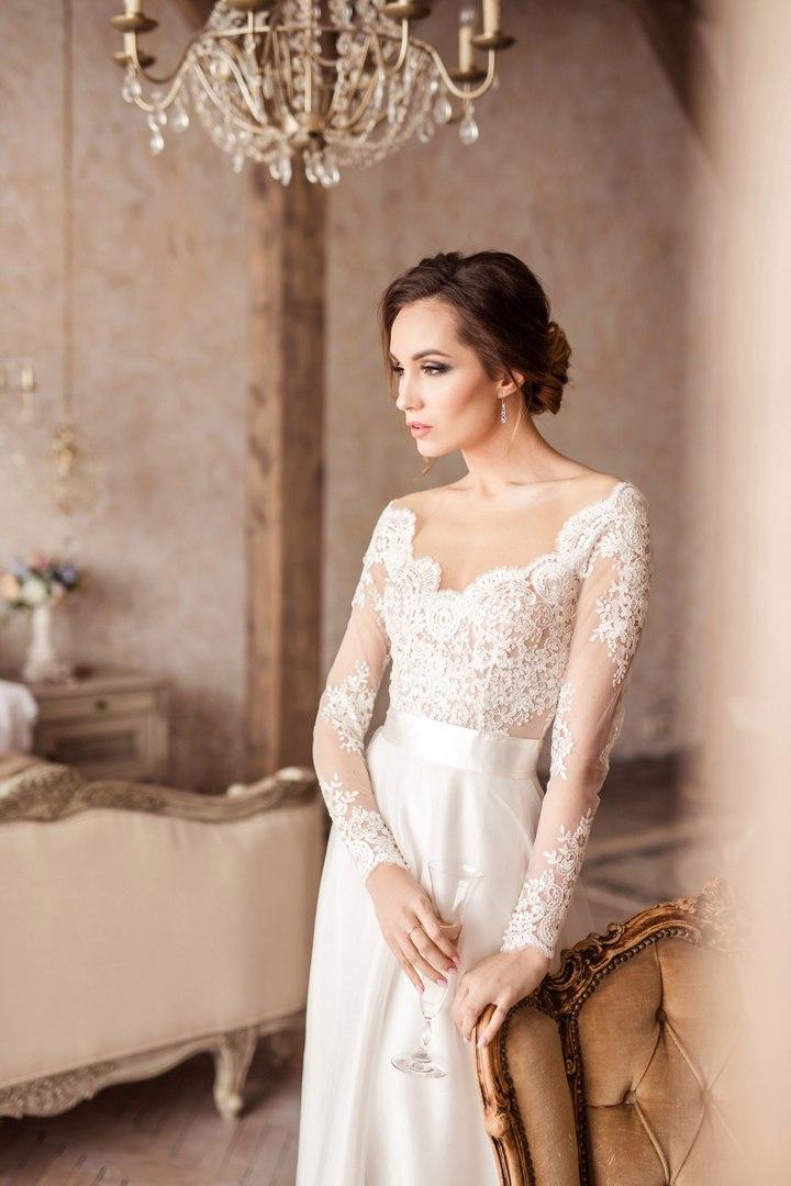 свадебный стилист визажист спб