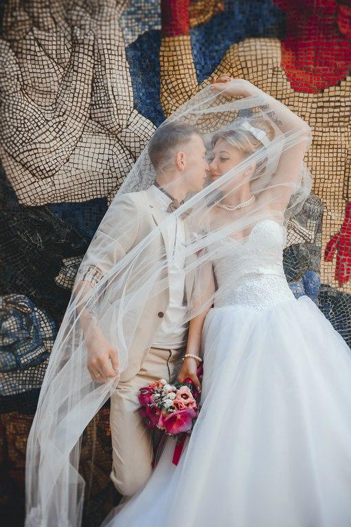 Ретро-образ для невесты