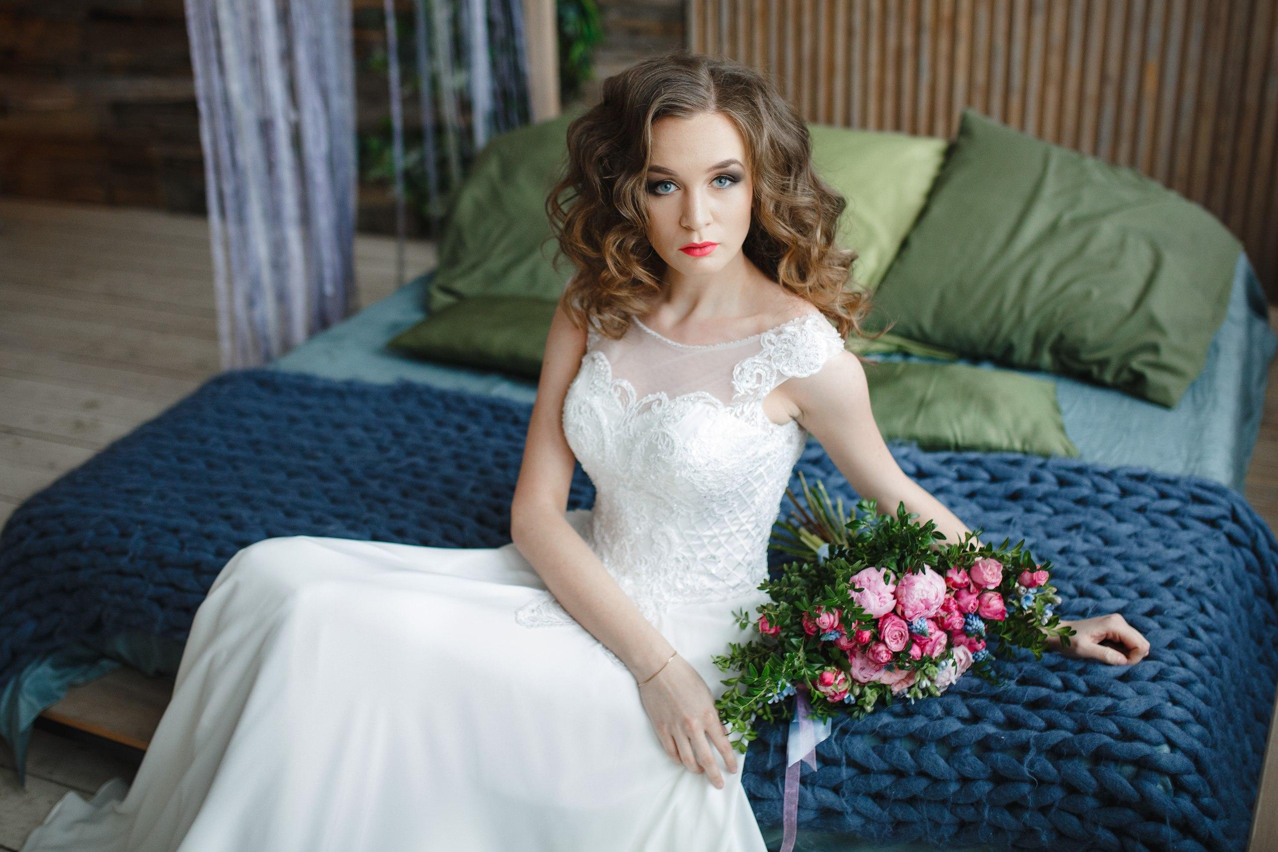 свадебный стилист на дом