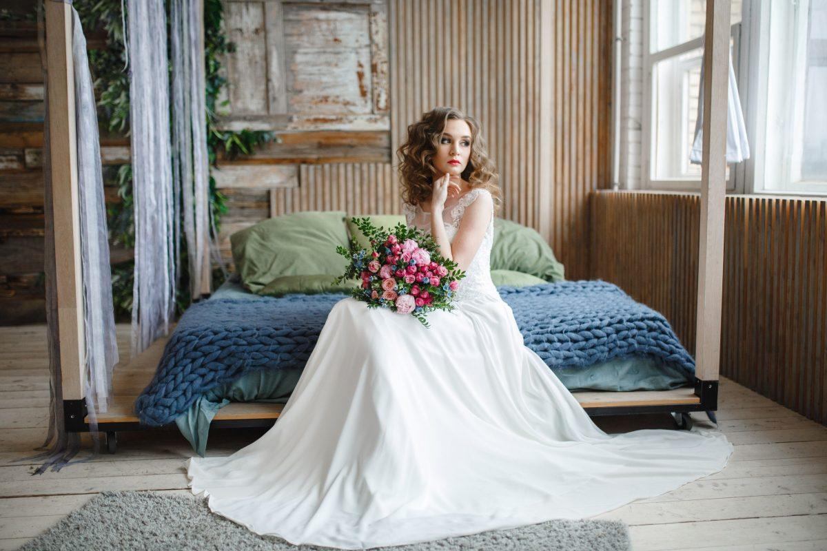 Портфолио свадебный макияж