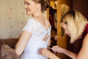 Свадебный образ от стилиста с выездом на дом