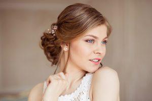 свадебный макияж 2018