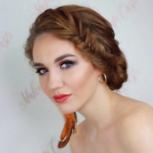 Мастер-класс по макияжу